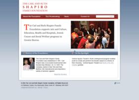 shapirofamilyfdn.org