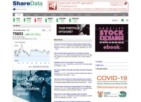 sharedata.co.za