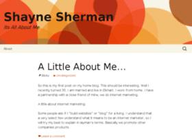 shaynesherman.com