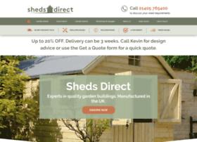 shedsdirect.net