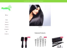 shopprolificwellness.com