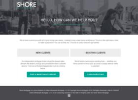 shoremortgage.com