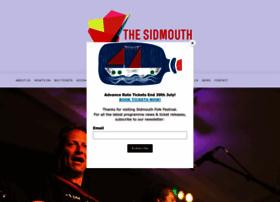 sidmouthfolkfestival.co.uk