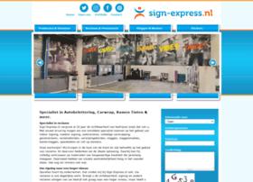 sign-express.nl