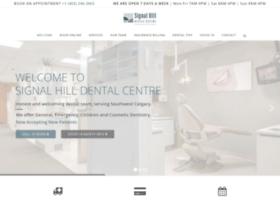 signalhilldental.com