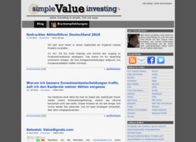 simple-value-investing.de
