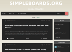 simpleboards.org