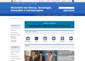 sistema.mc.gov.br