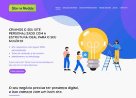 sitenamedida.com.br