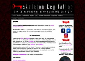 skeletonkeytattooportland.com
