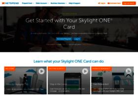 skylightpaycard.com