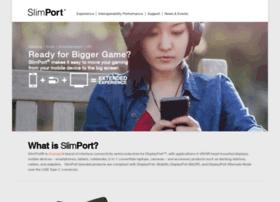 slimportconnect.com