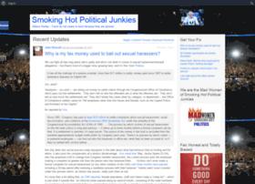 smokinghotpoliticaljunkies.com