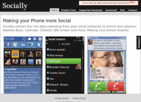 sociallyapp.com