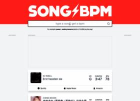 songbpm.com