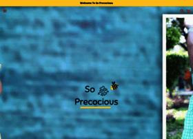 soprecocious.com