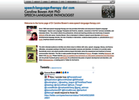 speech-language-therapy.com