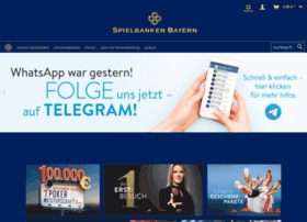 spielbanken-bayern.de
