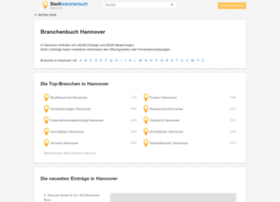stadtbranchenbuch-hannover.de