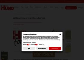 stadthunde.com
