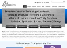 staging.ensim.com