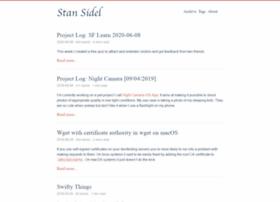 stansidel.com