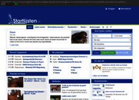 startlijsten.nl