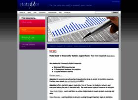 statstutor.ac.uk
