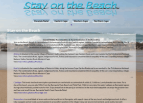 stayonthebeach.co.za