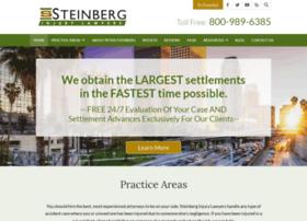 steinberginjurylawyers.com