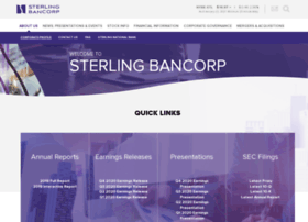 sterlingbancorp.com