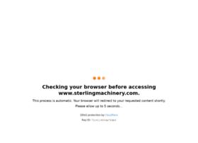 sterlingmachinery.com