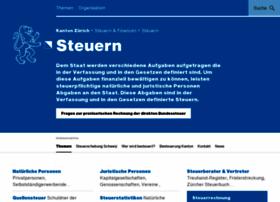 steueramt.zh.ch