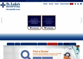 stlukes-stl.com