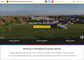 stockportgrammar.co.uk