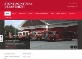 stonypointfire.com