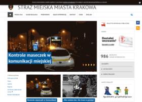 strazmiejska.krakow.pl