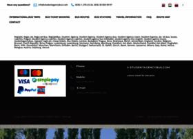 studentagencybus.com