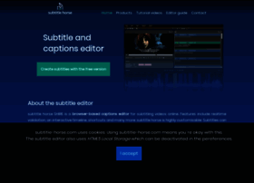 subtitle-horse.com