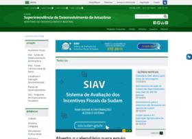 sudam.gov.br