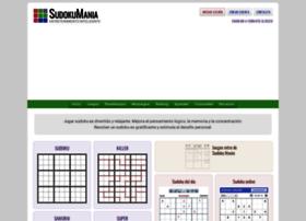 sudokumania.com.ar