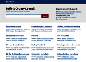 suffolk.gov.uk