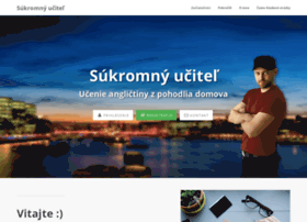 sukromnyucitel.sk
