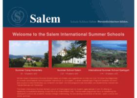 summerschool.salem-net.de