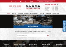 sunandfunmotorsports.com