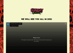 sundaysessions.net