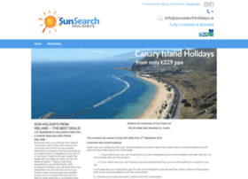 sunsearchholidays.ie