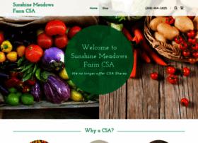 sunshinemeadowsfarm.com