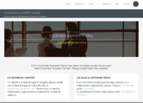 support.csiamerica.com
