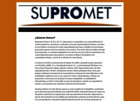 supromet.com.mx